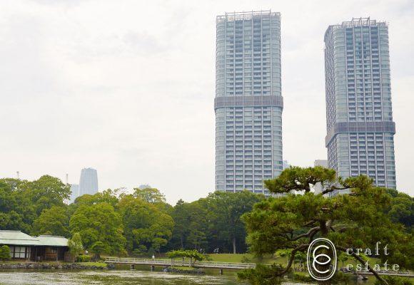 東京ツインパークス RIGHT WING: craft estate