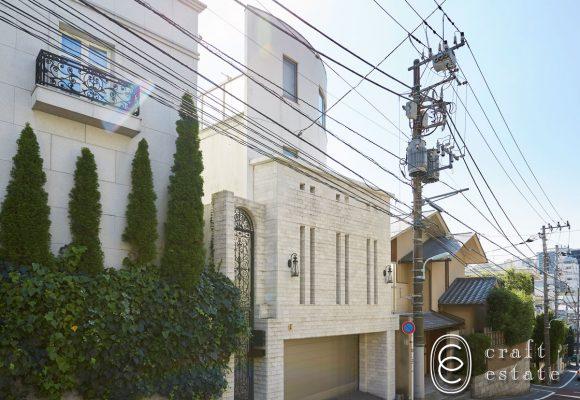 中町のガレージハウス: craft estate