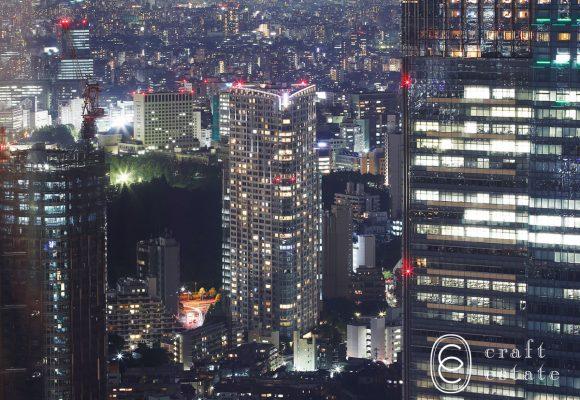 パークコー赤坂ザ・タワー : craft estate