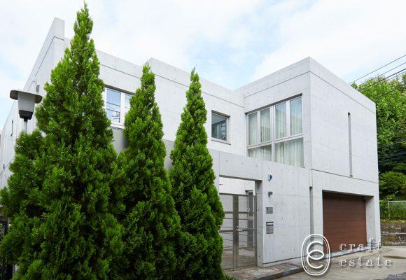 青葉台の家: craft estate