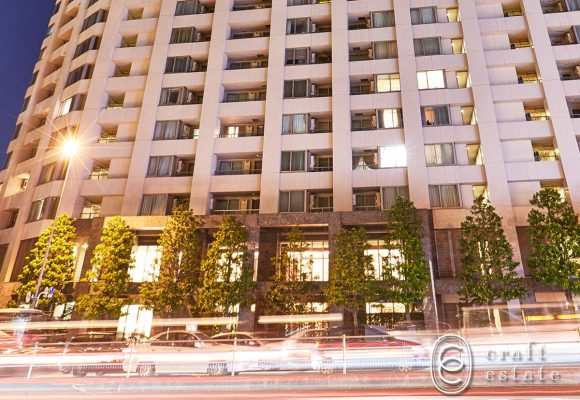 高輪ザ・レジデンス: craft estate