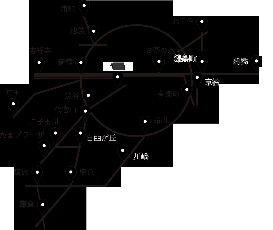 相談会マップ